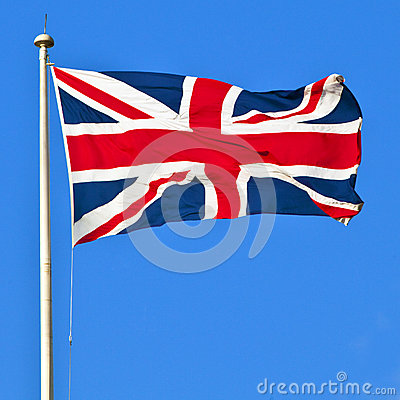 Free Union Flag Of Great Britain Stock Images - 28893434