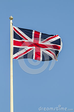 Union Jack Stock Photo - Image: 26034950