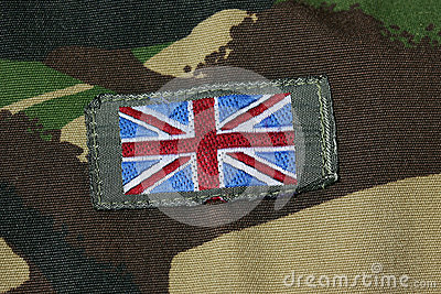 Union Jack Badge Royalty Free Stock Photos - Image: 25818258