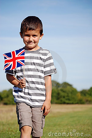 Union Jack Flag Stock Images - Image: 10686394