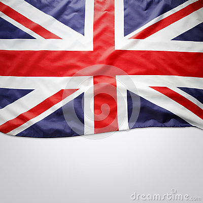 Free Union Jack Flag Stock Photo - 34998220