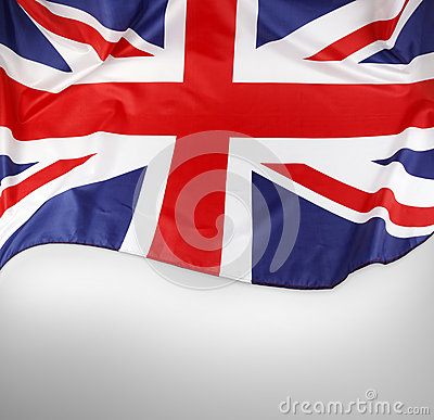 Free Union Jack Flag Stock Images - 38090394