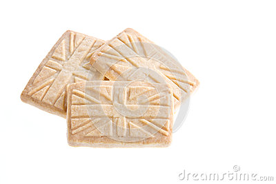 Union Jack Shortbread
