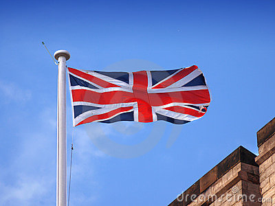 Union Jack (Union Flag) of Great Britain