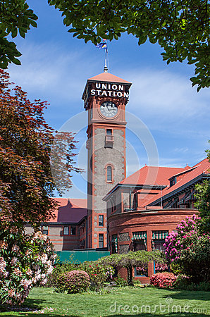 Union Railroad Station Portland