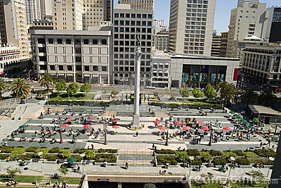 Union Square San Francisco