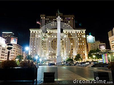 Union Square in San Francisco California