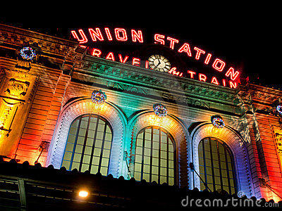 Union Station Editorial Photo