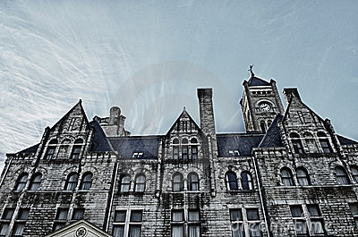 Union Station Hotel in HDR