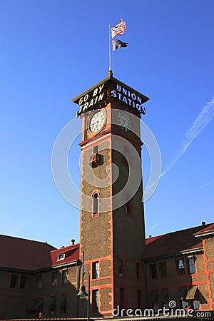 Union station Portland OR.