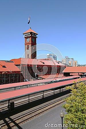 Union Station, Portland OR.