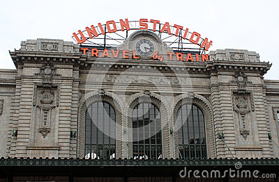 Union Station Editorial Image