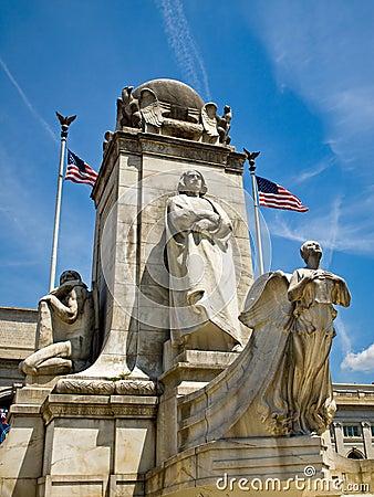 Union Station at Washington DC