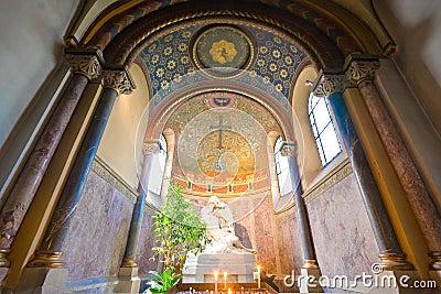 Unique chapel