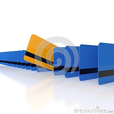 Unique credit card