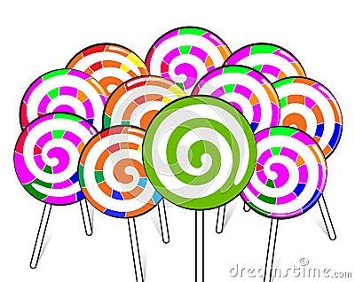 Unique dreamstime candy