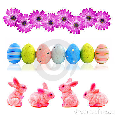 Free Unique Easter Borders Stock Photo - 23698960