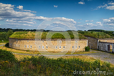 Unique fortification bastion .