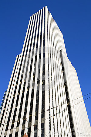 Unique Office Building Stock Image - Image: 27716471