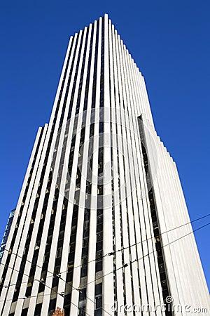 Unique office building