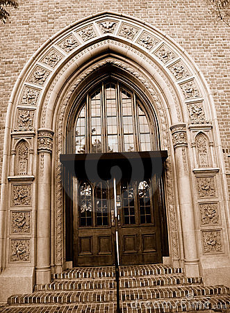 Free Unique Ornate Entryway Stock Images - 5026784
