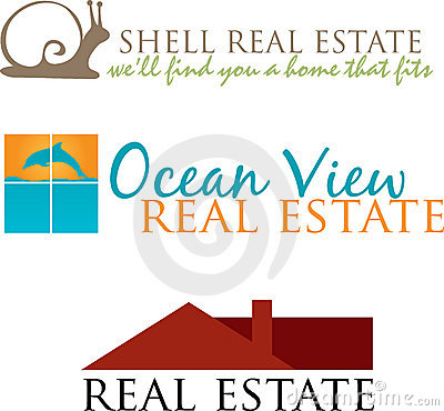Unique Real Estate Logos