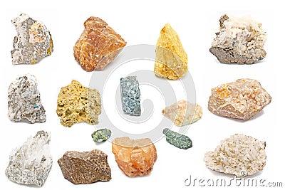 Unique rocks
