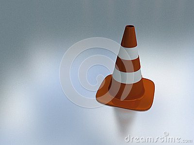 Unique traffic cone
