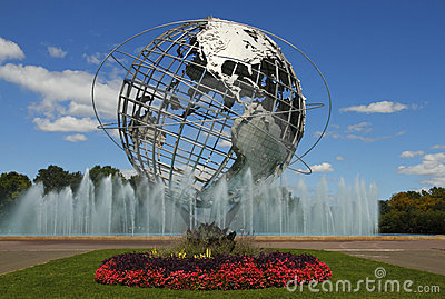 The Unisphere in New York