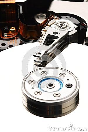 Unité de disque dur