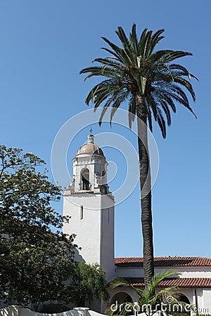 Unitarian Society of Santa Barbara Church