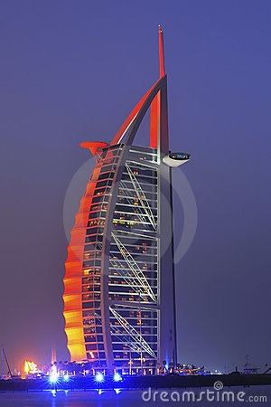 United Arab Emirates: Dubai Burj Al Arab hotel