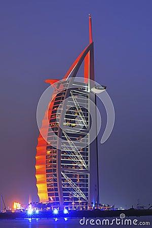 Free United Arab Emirates: Dubai Burj Al Arab Hotel Royalty Free Stock Photo - 4761675