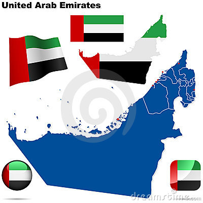 United Arab Emirates set.