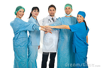 United doctors team
