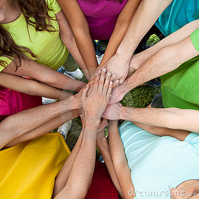 Free United Friends Stock Photography - 19846872