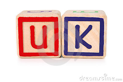 United Kingdom building blocks
