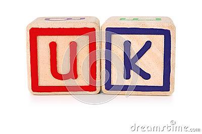 United Kingdom building blocks