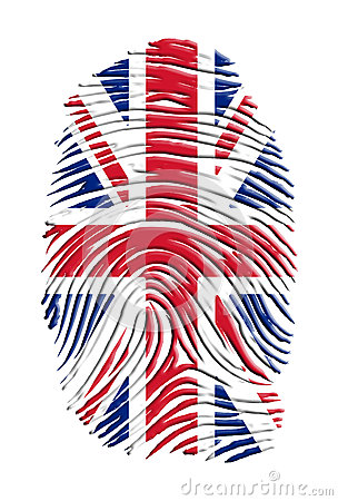 United Kingdom Fingerprint