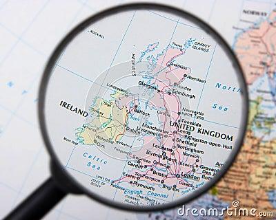 United Kingdom and Ireland