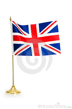 United Kingdom isolated