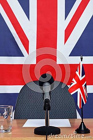 United Kingdom news desk