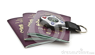 United Kingdom passports