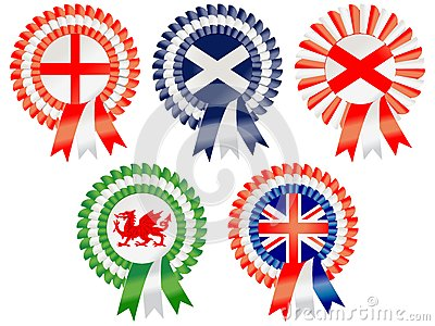 United Kingdom Rosettes
