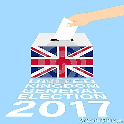 Free United Kingdom UK General Election 2017 Stock Photos - 93713933