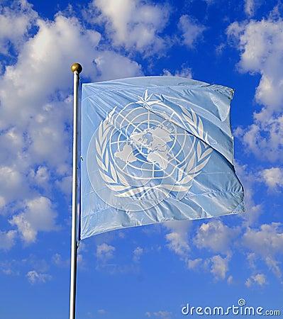 United Nation Flag