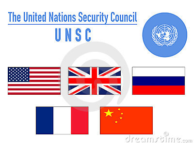 The united nation security council, UNSC