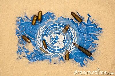 United Nations in danger