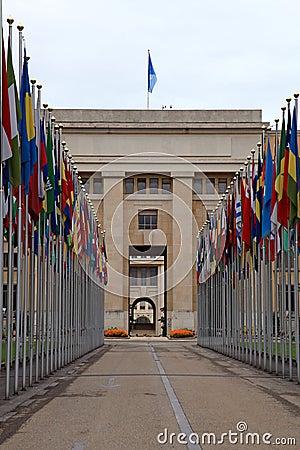 The United Nations,Geneva, Switzerland.