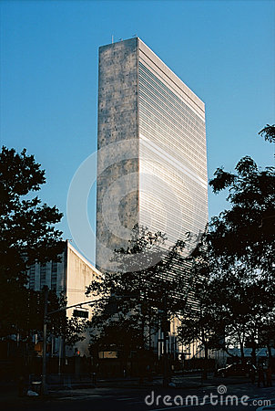 United Nations Headquarters New York City